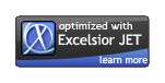 optimized with Excelsior JET